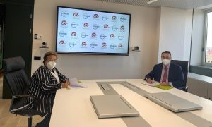 Read more about the article The URV and Enagás sign a strategic agreement to promote the Vall de l'Hidrogen de Catalunya